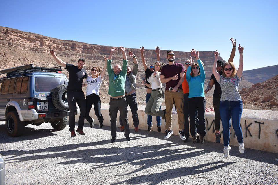 Nomah Desert Adventure Semana Santa 2019